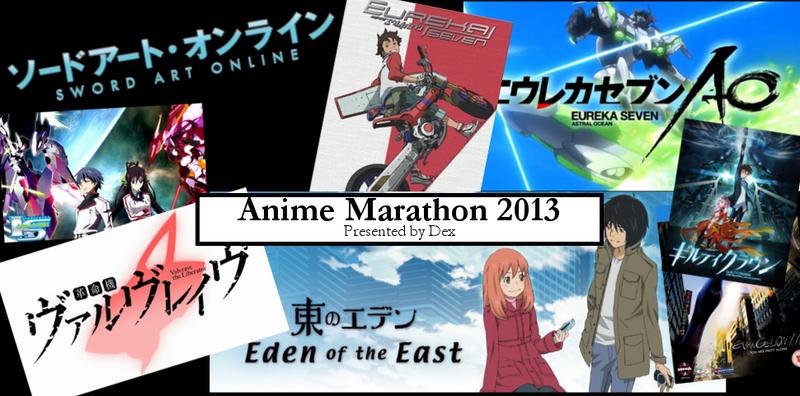 Illustration for article titled Anime Marathon Recap: October