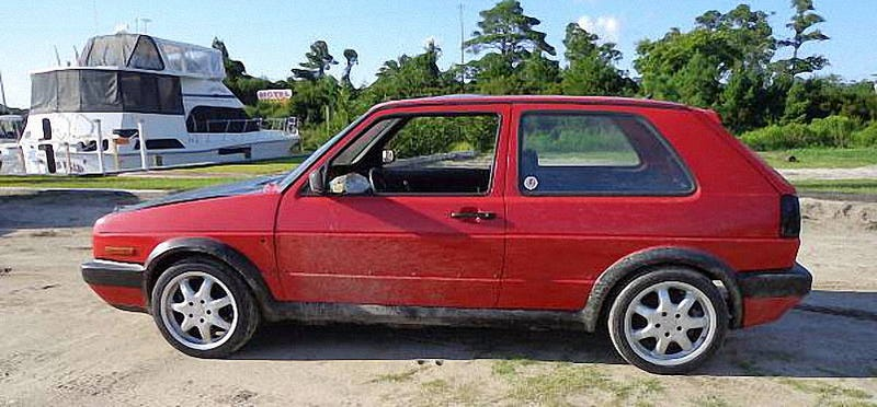 Illustration for article titled For $2,495, This 1990 VW GTI Asks What Price Sanity?