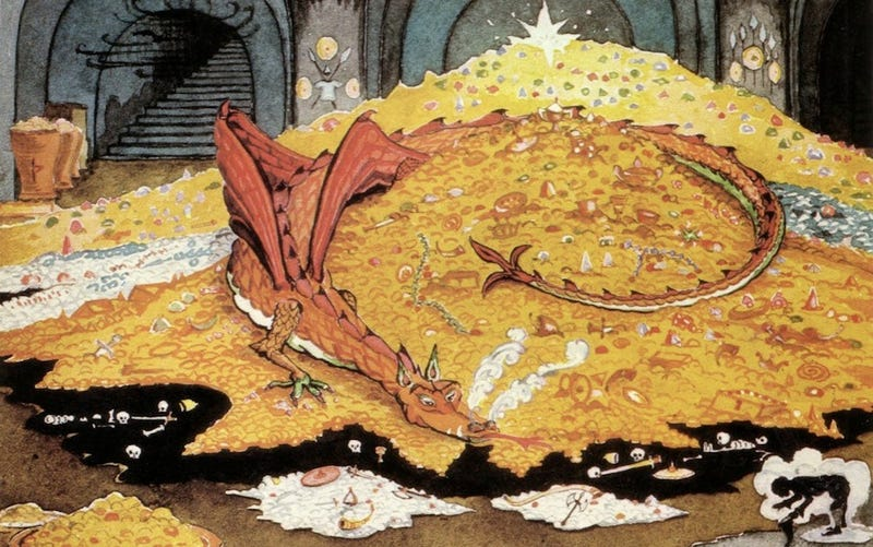 Illustration for article titled Why Smaug Still Matters