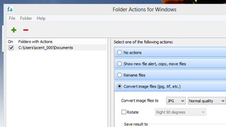 Illustration for article titled Folder Actions Brings OS X-Style Automation to Windows