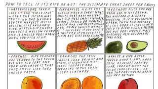 Give Most Fruits the Sniff Test to See If They're Ripe or Not