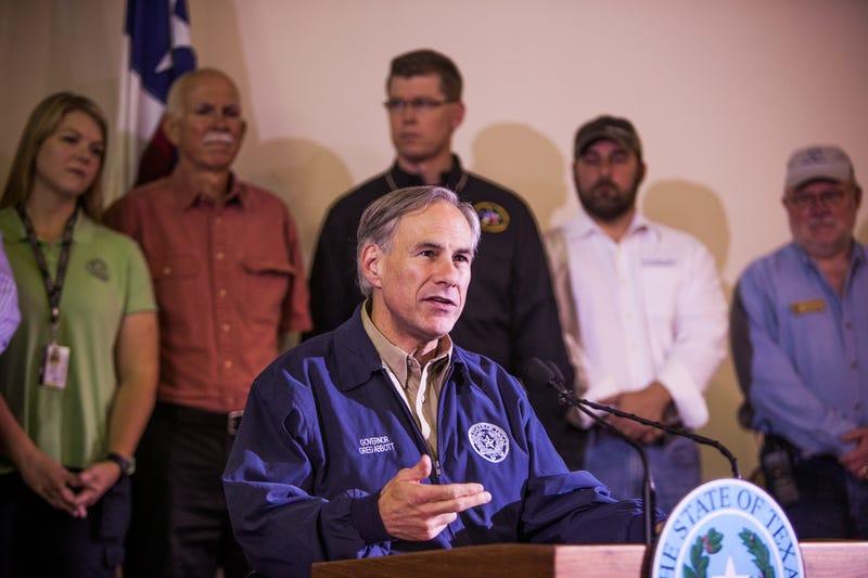 Texas Gov. Greg Abbott in 2015Drew Anthony Smith/Getty Images