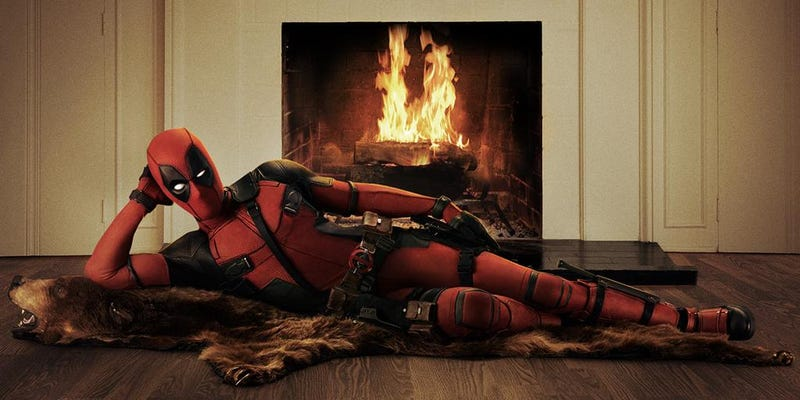 Illustration for article titled La primera foto de Deadpool llega con la sinopsis oficial del film