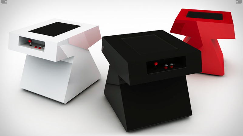 Illustration for article titled The Tabletop Arcade Receives a 21st Century Makeover