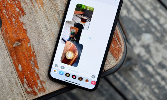 It's Finally Easy to Find and Save Photos From Messages in iOS 15