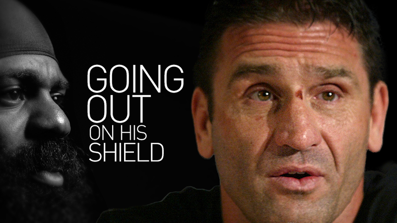Illustration for article titled Ken Shamrock Is The World's Most Dangerous Can