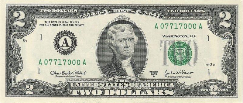 Dolar. Wikimedia Commons