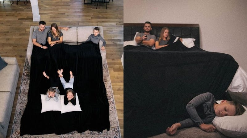 Preorder Big Blanket   $135   Big Blanket Co.   Promo code SAVE10-6XSMJW
