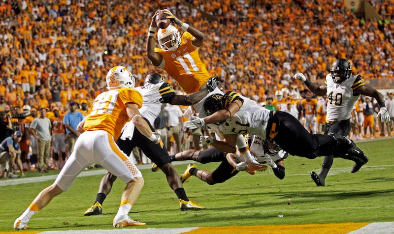 Tennessee more 'locked in' for App State than Michigan