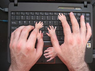 Question of the Day: How Fast Can You Type? (Test Yourself)