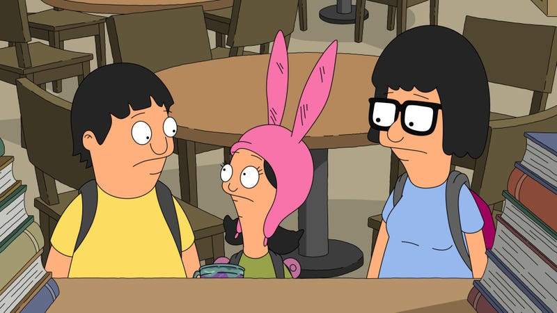 Illustration for article titled The Belcher kids show off their sleuthing skills on a secret-filled Bob's Burgers