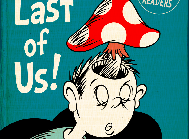 Illustration for article titled If Dr. Seuss Wrote The Last of Us and Resident Evil...