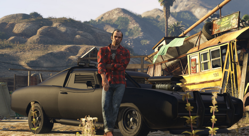 Illustration for article titled Secret Drugs Do Surprising Things In The New GTA V [Update]