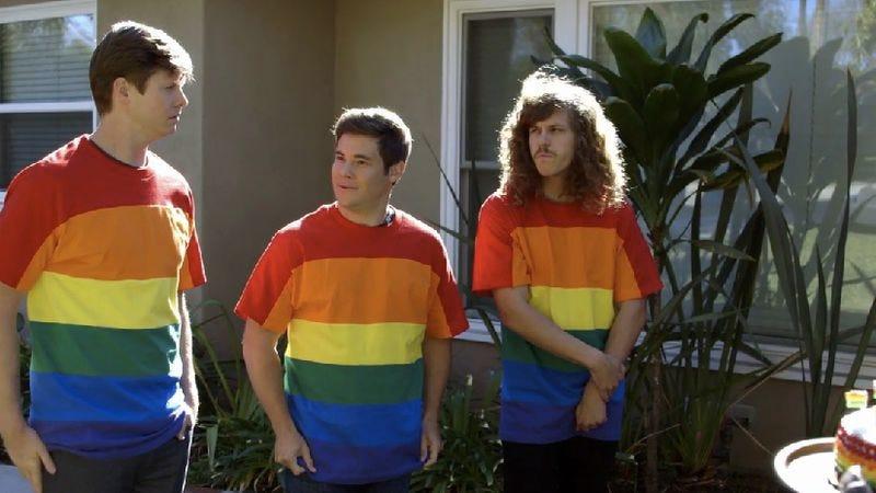 Anders Holm, Adam DeVine, Blake Anderson (Comedy Central)