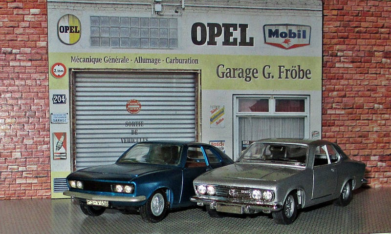 Illustration for article titled Teutonic Tuesday: Opel Manta A