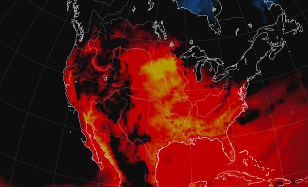 A Stifling New Heat Wave Is Baking the U.S.