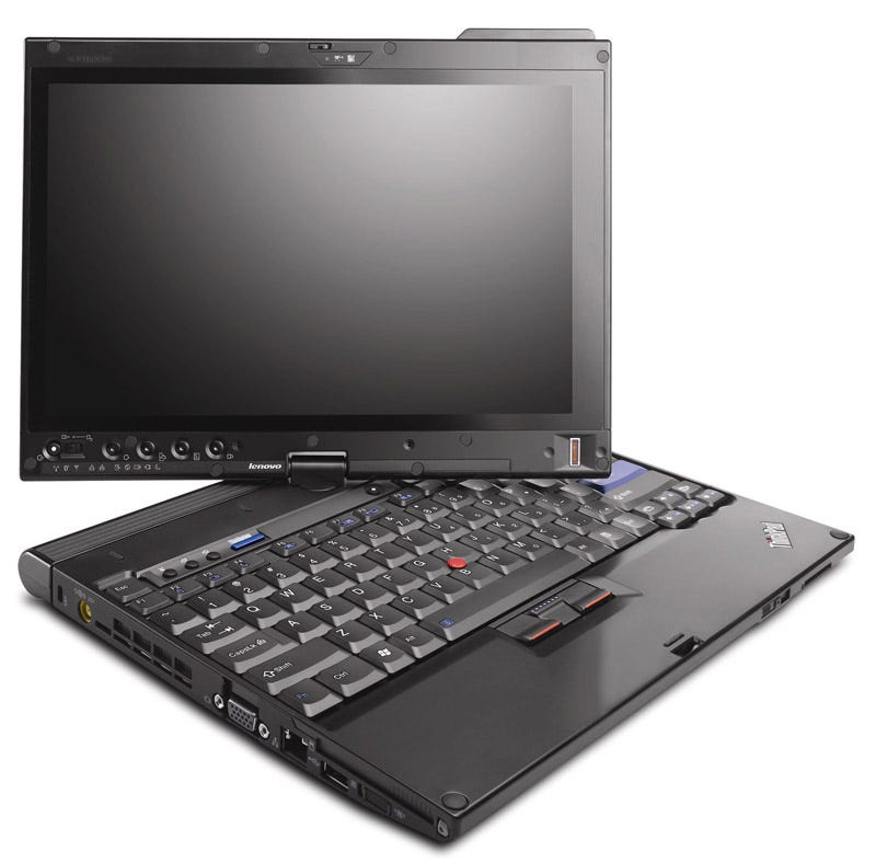 Illustration for article titled Lenovo Thinkpad X200 Tablet, 12 Inches of Touchtasticness