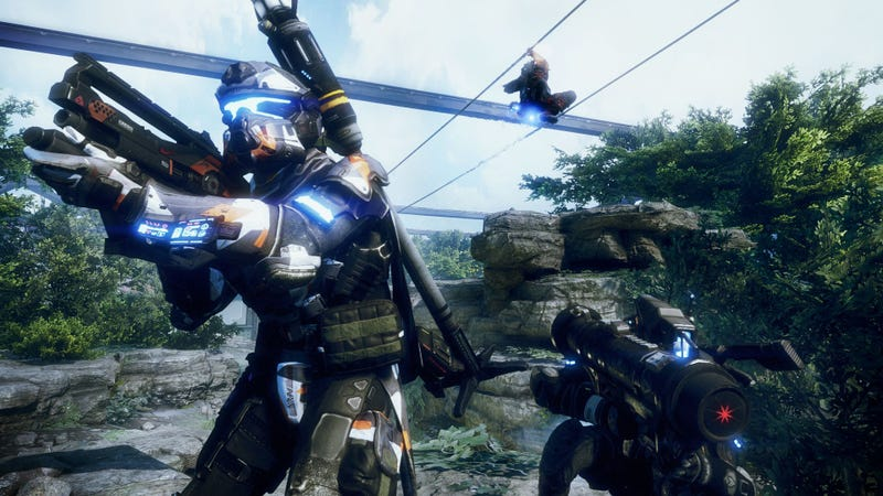 Illustration for article titled Titanfall 3Is Not In The Works, Respawn Says