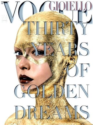 Illustration for article titled Glenn Beck's Gold Obsession Infects Ladymags