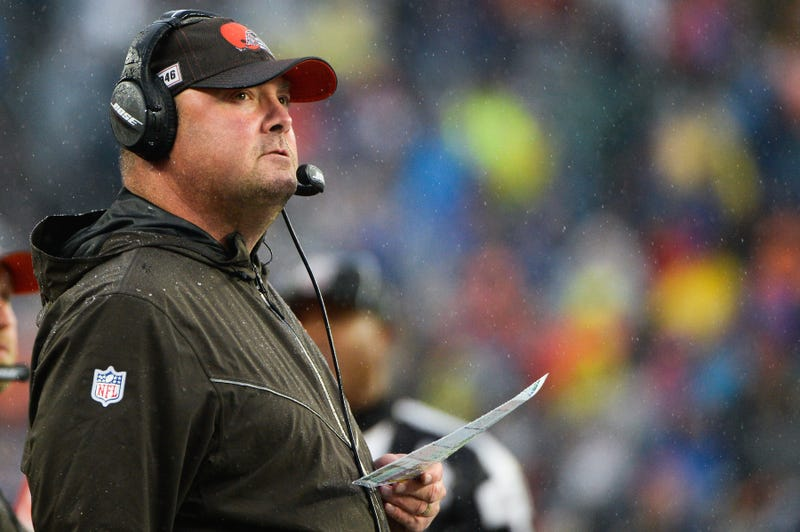 Illustration for article titled Freddie Kitchens Made An Absolute Brain-Genius Move With The Browns Down Three Possessions