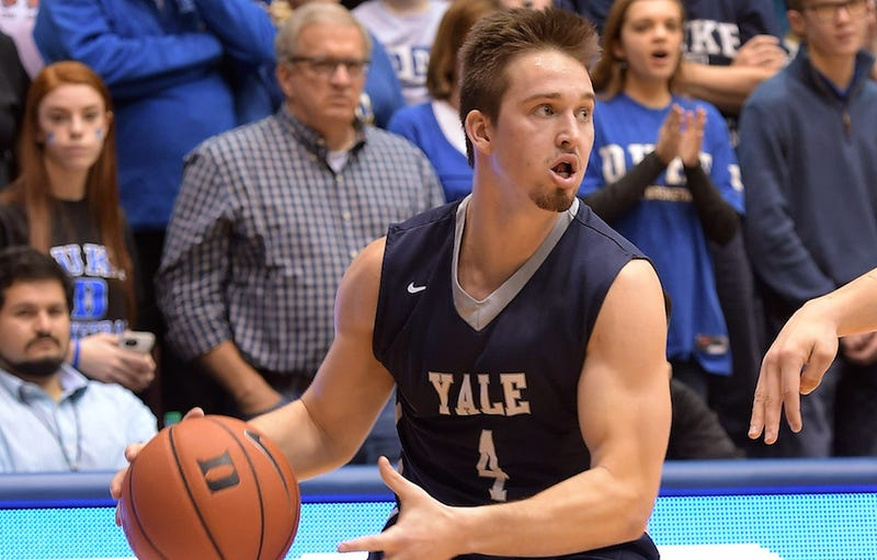 Illustration for article titled Yale Men's Basketball Captain Reportedly Expelled for Sexual Misconduct