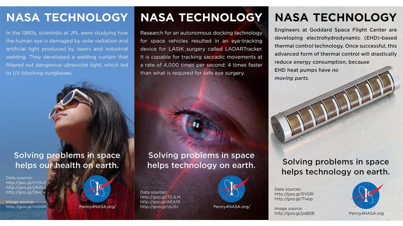 Illustration for article titled Why the Government Must Spend More Money On NASA