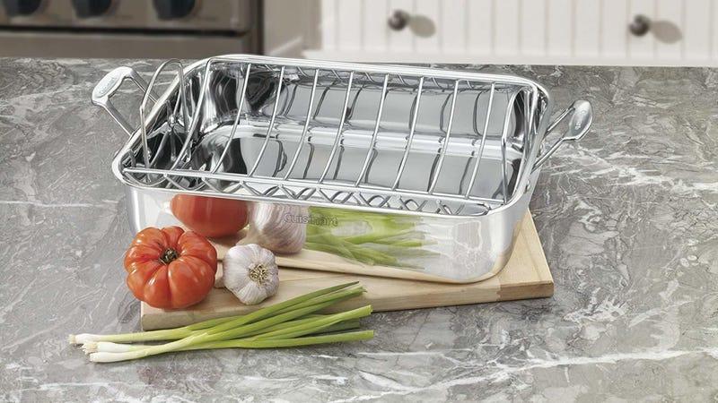 Cuisinart Roasting Pan | $33 | Amazon