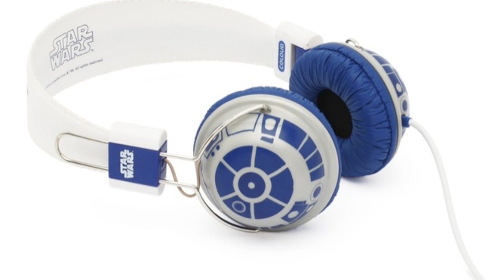 Listen Exclusively to the Mos Eisley Cantina Band On Coloud's R2-D2 Headphones