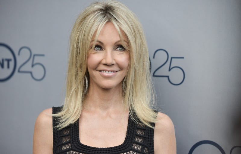 Illustration for article titled Heather Locklear Pleads Not Guilty to Battery on a Police Officer and Resisting Arrest