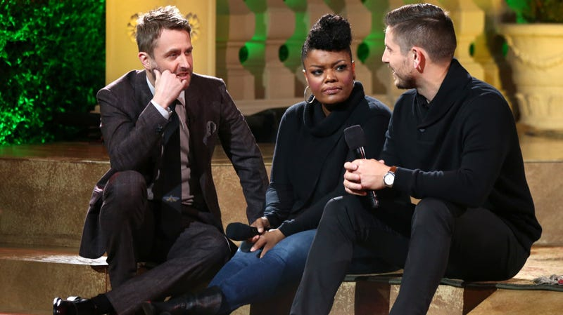 Illustration for article titled Yvette Nicole Brown Will Fill In for Chris Hardwick on Talking Dead Following Abuse Allegations
