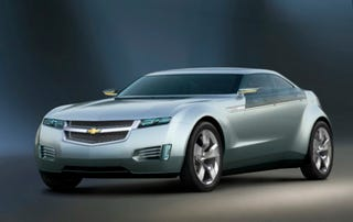 Illustration for article titled Volt To Get Twice The Batteries, GM Wants Twice The Tax Credit