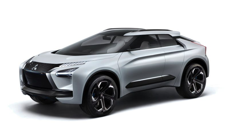 Mitsubishi's New Eco-Performance SUV Won't Be a Boring EV
