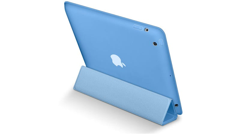 Illustration for article titled Apple's Brand New Smart Case for iPad Is the Worst Thing Apple Announced Today