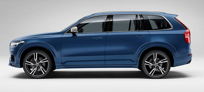 Illustration for article titled Report: Volvo Will Make An XC90 Polestar For America