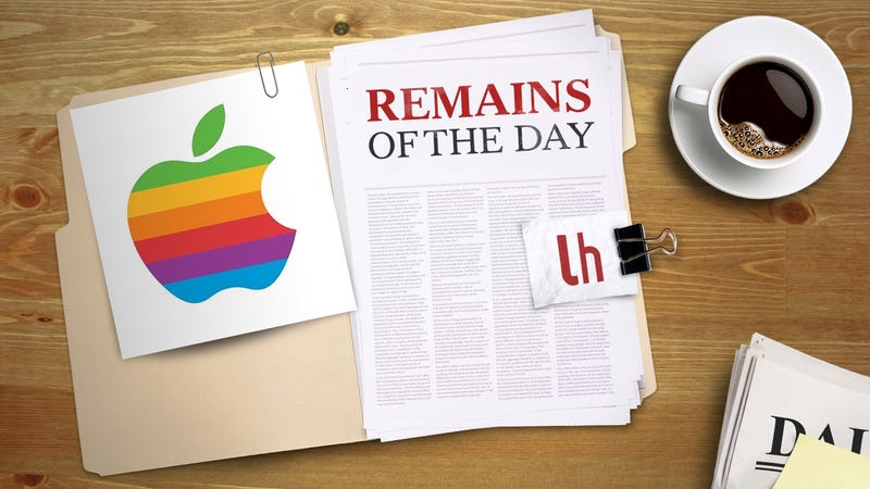 Illustration for article titled Remains of the Day: Apple Also Updates iTunes and watchOS
