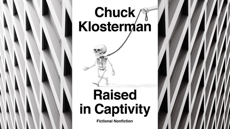Illustration for article titled Chuck Klosterman's Raised In Captivity is a bunch of empty premises