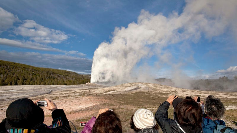 It's Old Faithful, but you get it.