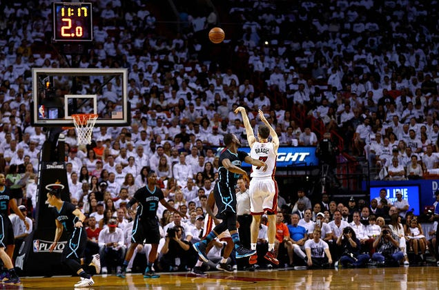 The Streaky-Ass Miami Heat Just Barely Won A Series They Domina…