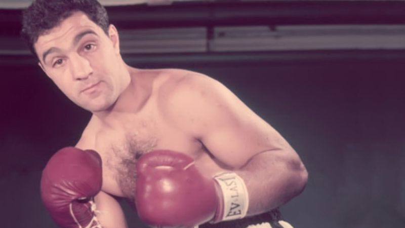 Illustration for article titled Rocky Marciano is getting another biopic