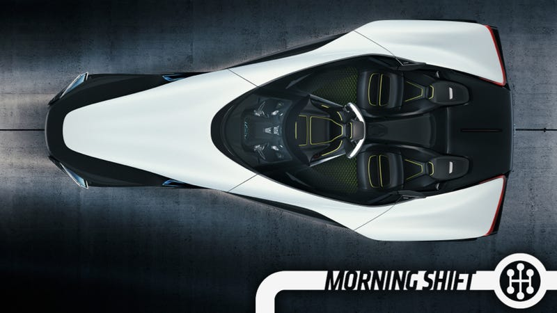 Illustration for article titled Nissan Says BladeGlider Unrelated To DeltaWing, Getting Sued Anyways