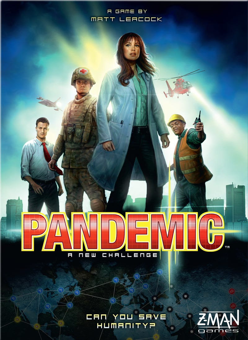 Illustration for article titled Board Game Night at TAY: Pandemic