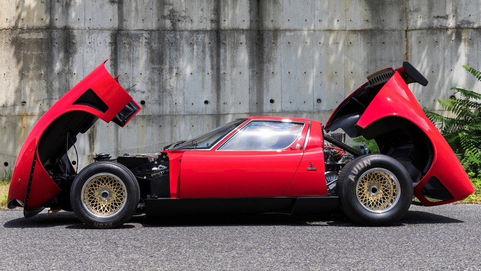 Lamborghini Restored The Most Amazing Miura Auto Breaking News