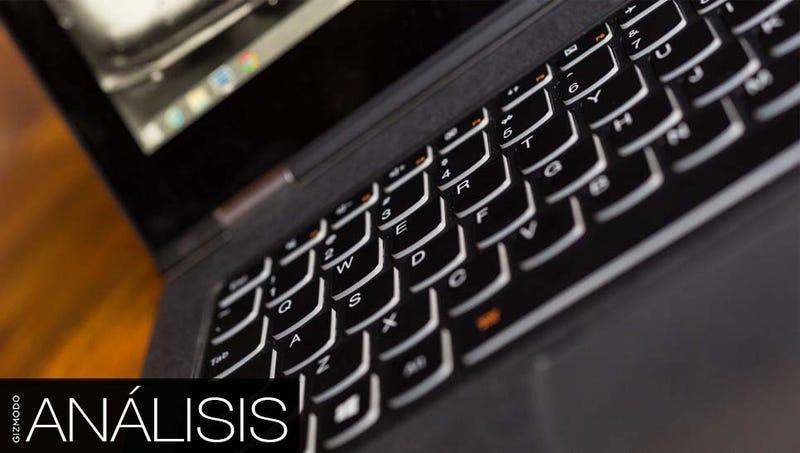 Illustration for article titled Lenovo Yoga 2 Pro, análisis: el híbrido tablet-portátil casi perfecto