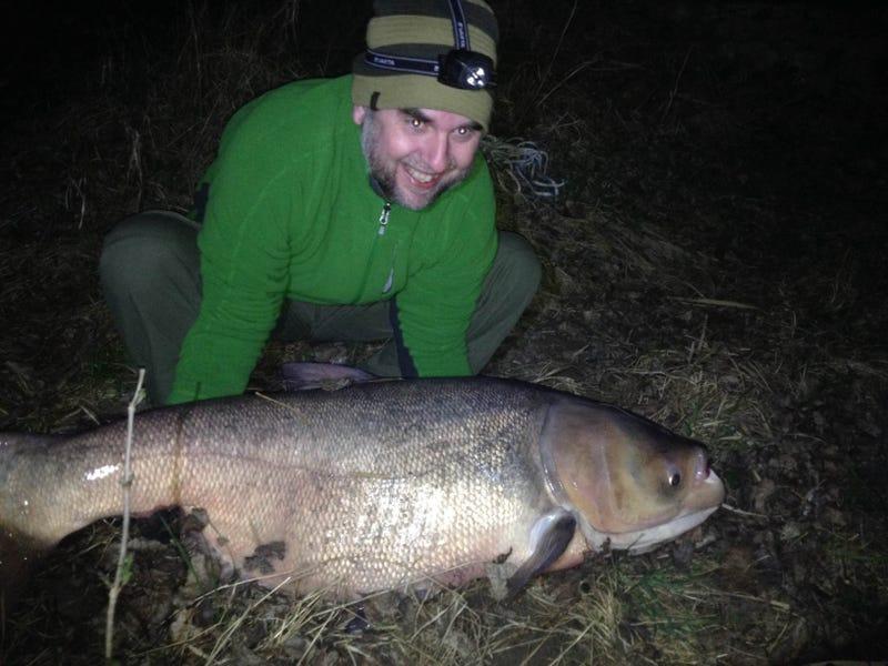 Illustration for article titled Olvasónk ember méretű halat fogott, meg kéne ölnie, de nem tudja