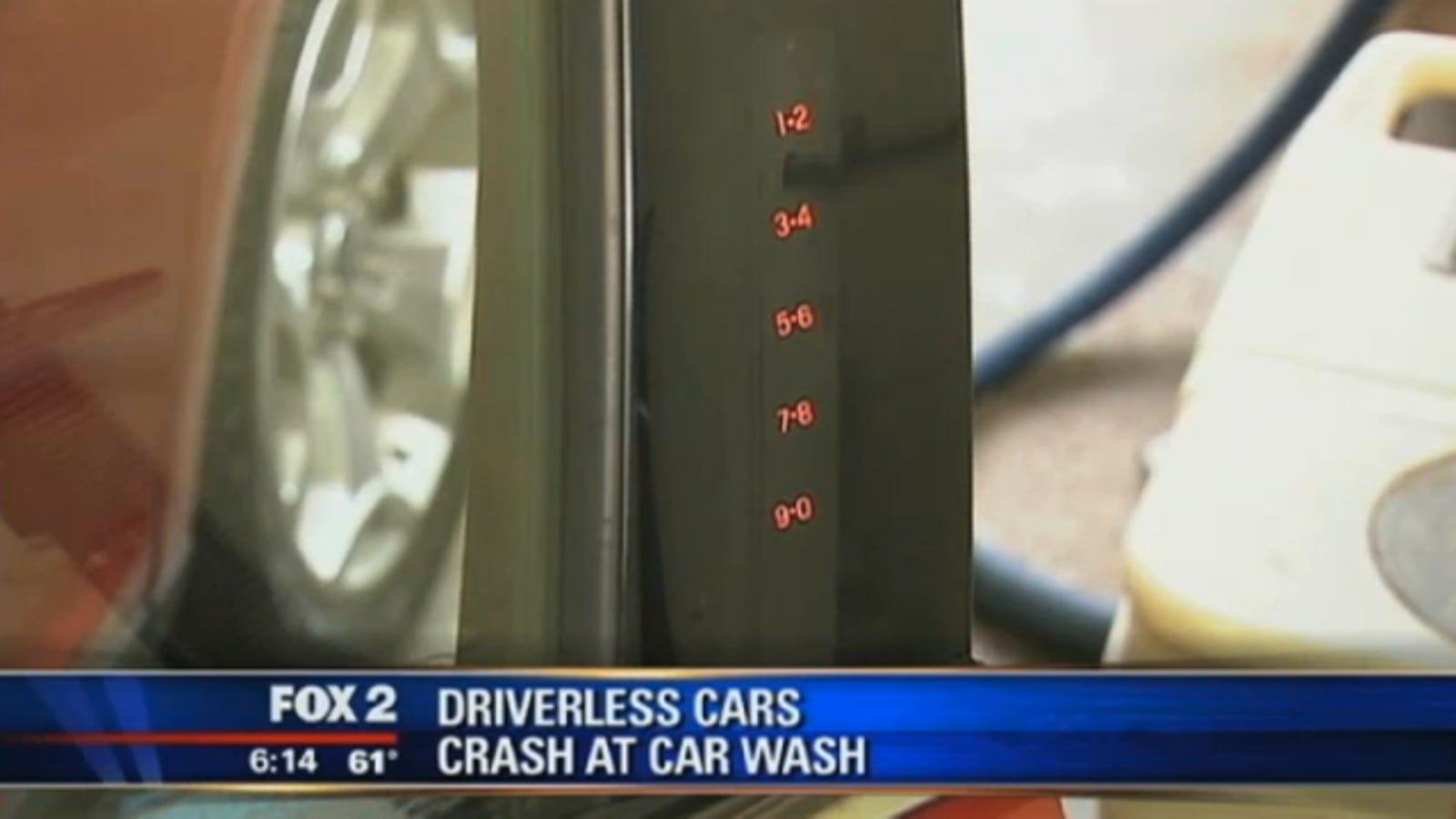 Ford Focus Car Wash Problem