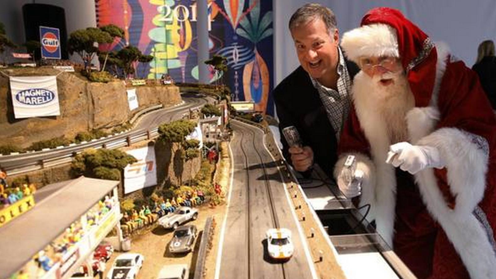 Neiman Marcus offering $300,000 custom slot car track