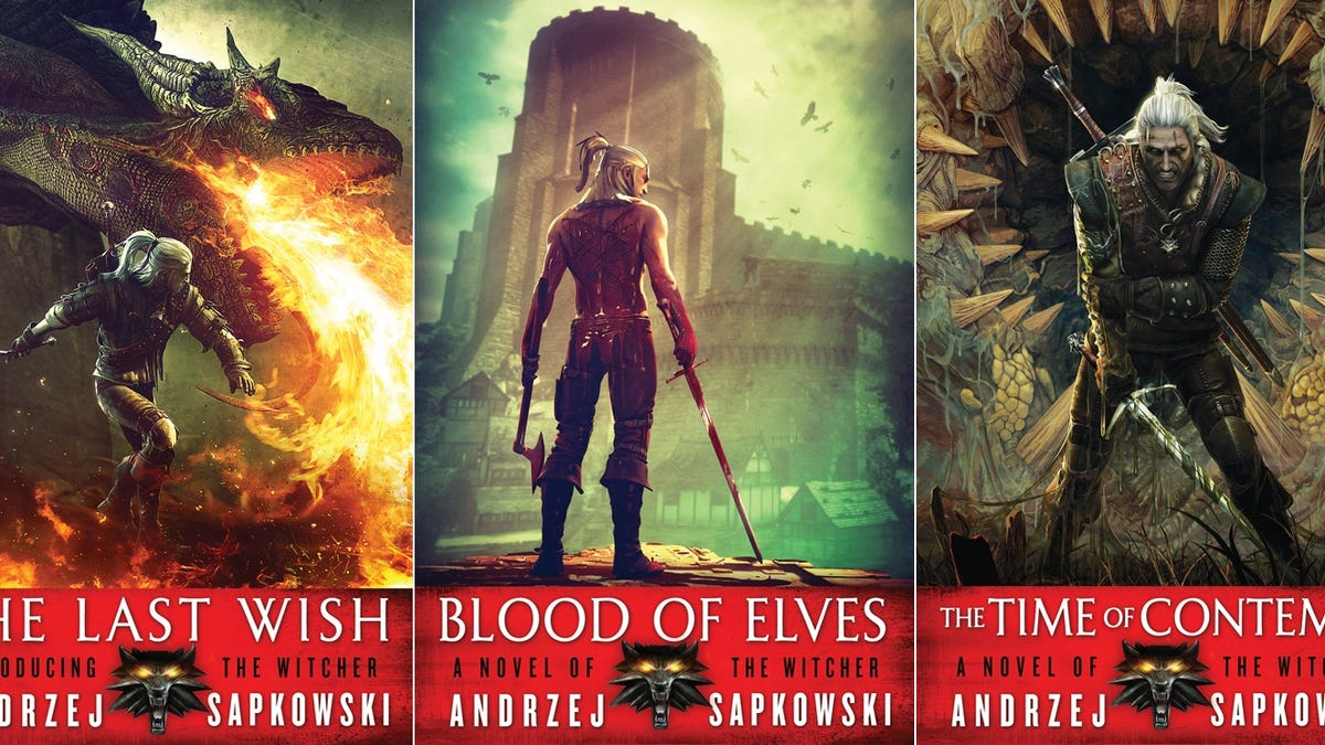 A Beginner's Guide To The World Of The Witcher