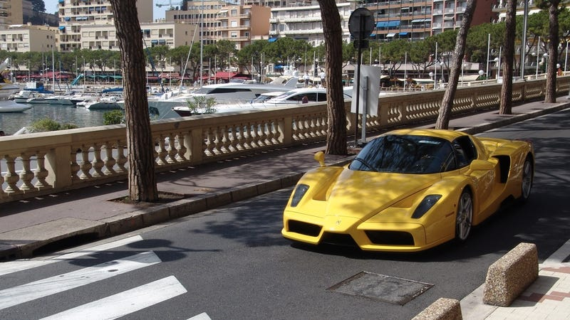 Illustration for article titled Here's Why Monaco Is The Automotive Holy Land