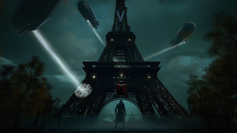 Illustration for article titled Assassin's Creed Unity te hará visitar la Segunda Guerra Mundial