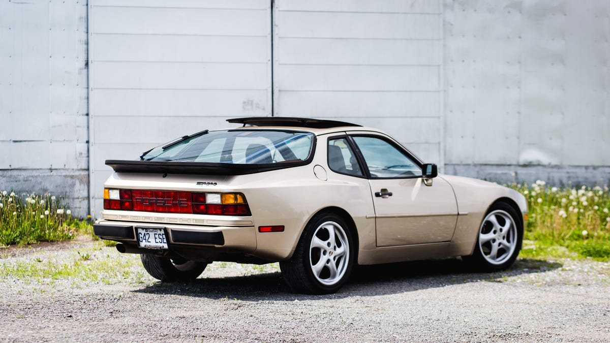 Why You Need A Porsche 944 Ls1 Wiring